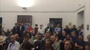 Sala Ducale evento LIMET 20151116